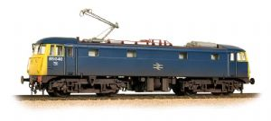 Bachmann 31-678A BR Class 85, Blue livery with single pantograph, No.85.040, Weathered [NOT YET RELEASED]